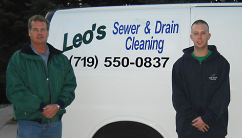 Leo's Sewer and Drain Staff