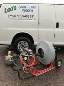 Sewer Drain Cleaning Colorado Springs